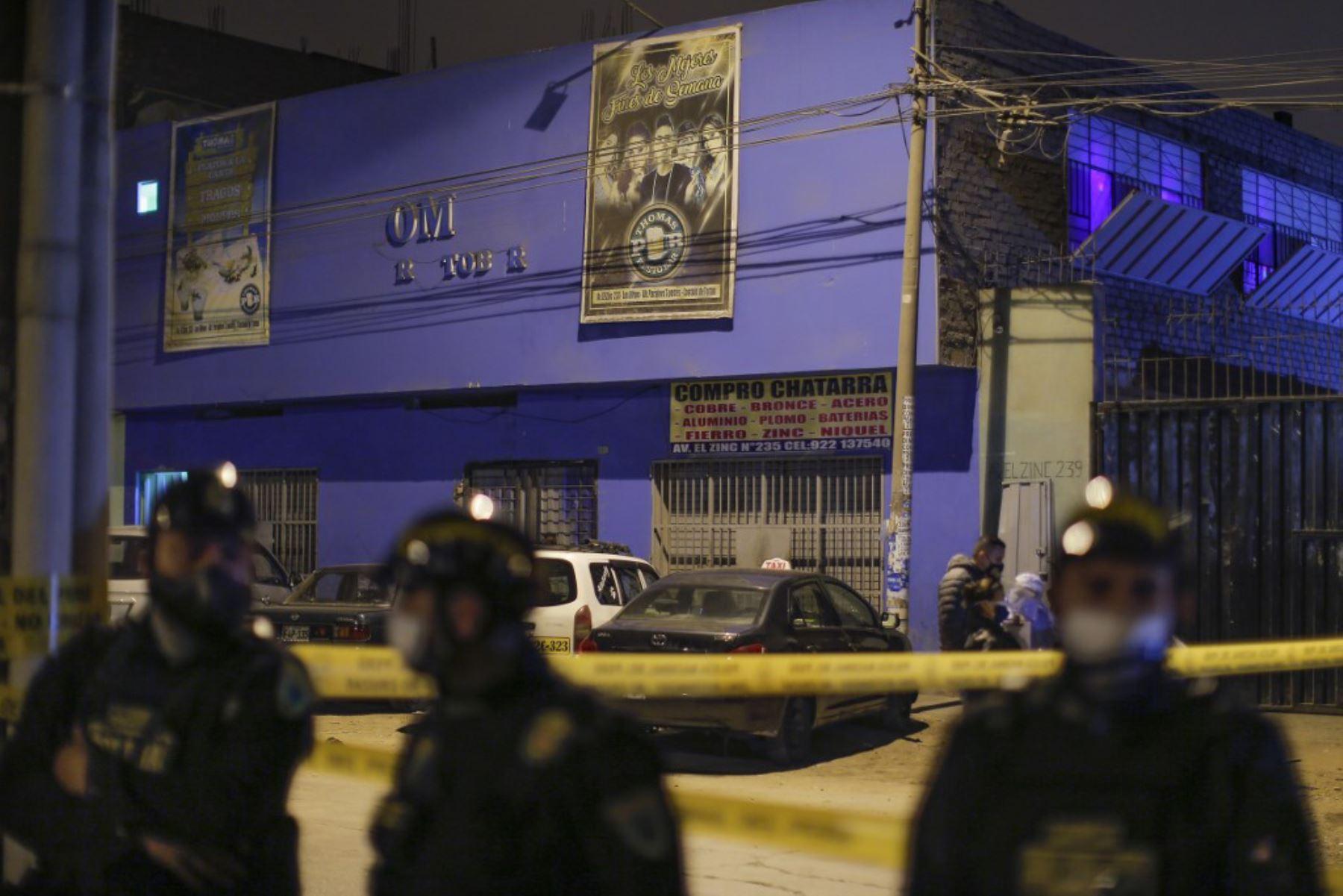 Buscando (siempre) un culpable: sobre la tragedia de Los Olivos