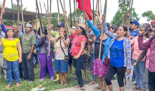 ONG solicitan atención urgente de COVID-19 para los pueblos indígenas
