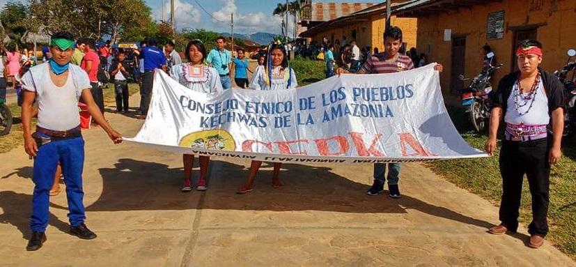 Consejo Étnico de los Pueblos Kichwa de la Amazonía (CEPKA) demanda al Ministerio de Agricultura por trabar titulación de sus territorios