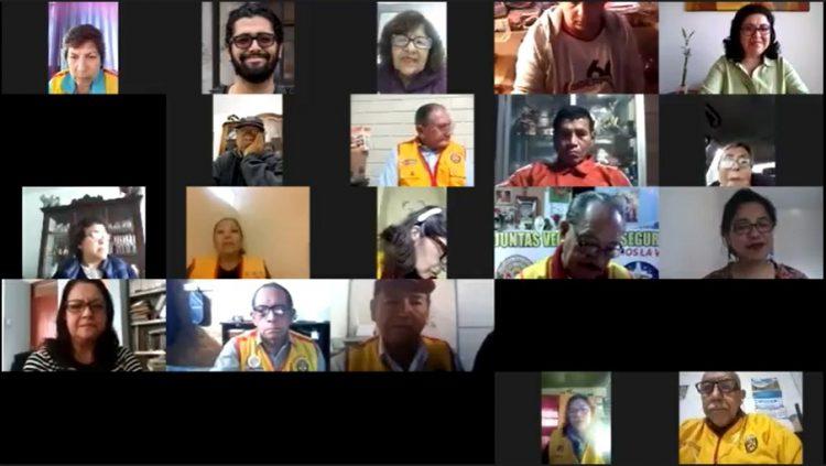 Segundo taller con las Juntas Vecinales de Seguridad Ciudadana: El Ministerio Público y la participación ciudadana