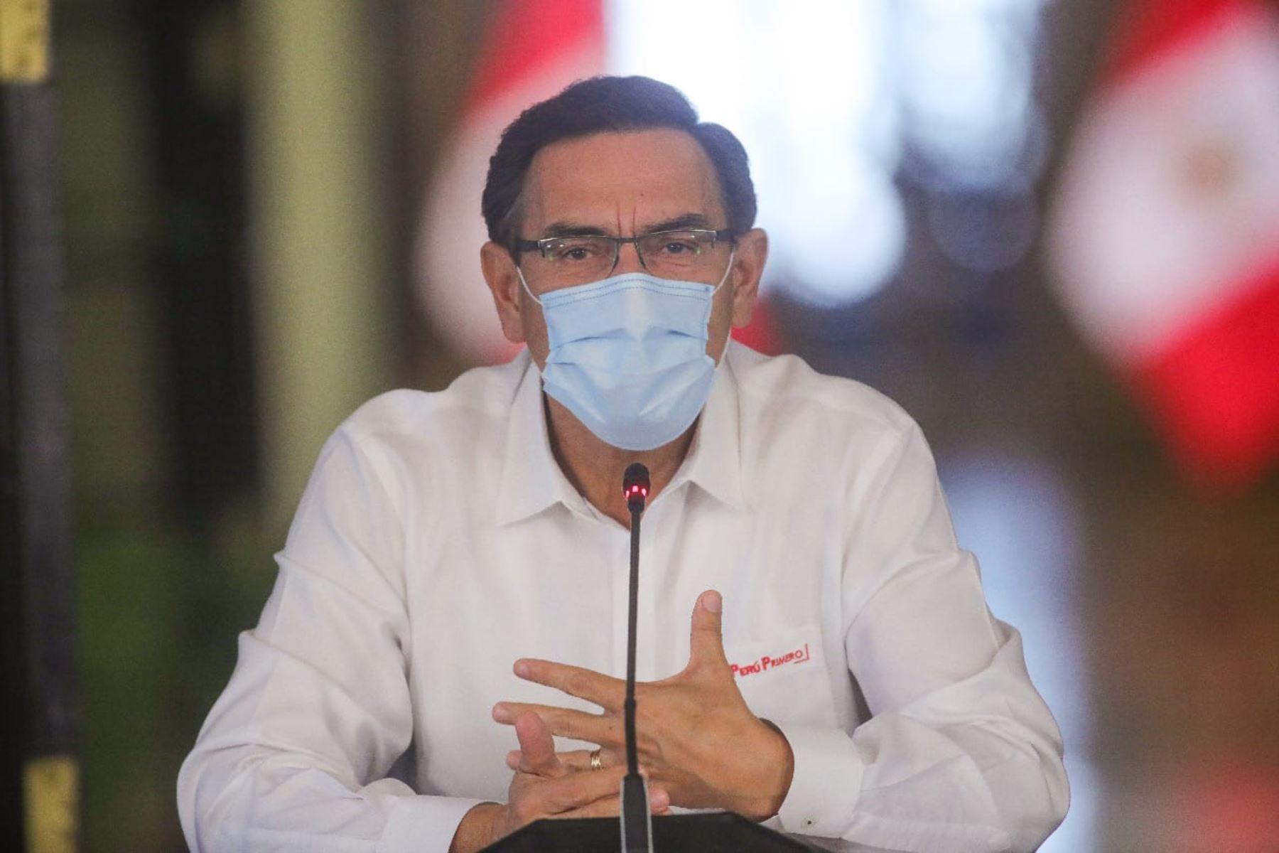 Tres Relatores de las Naciones Unidas esperan respuesta a carta enviada a presidente Vizcarra