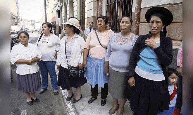 La pandemia volvió a silenciar el juicio oral del caso Manta y Vilca