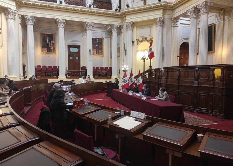 IDL, CNDDHH y el GTCC presentan aportes para el reglamento de selección de nuevos y nuevas integrantes del Tribunal Constitucional