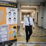 Trabajadores del PJ esperan solución para cobertura de salud