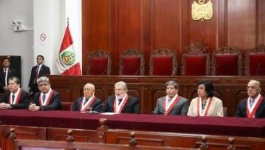 IDL presenta amicus curiae ante Tribunal Constitucional