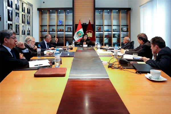 TC rechazaría medida cautelar contra vacancia presidencial, según IDL