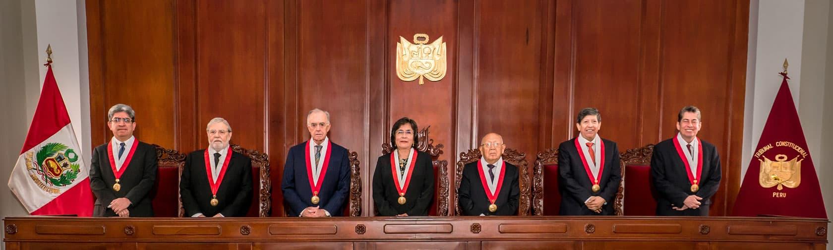 Pronunciamiento: Al momento no están dadas las condiciones para la elección de los nuevos magistrados del TC