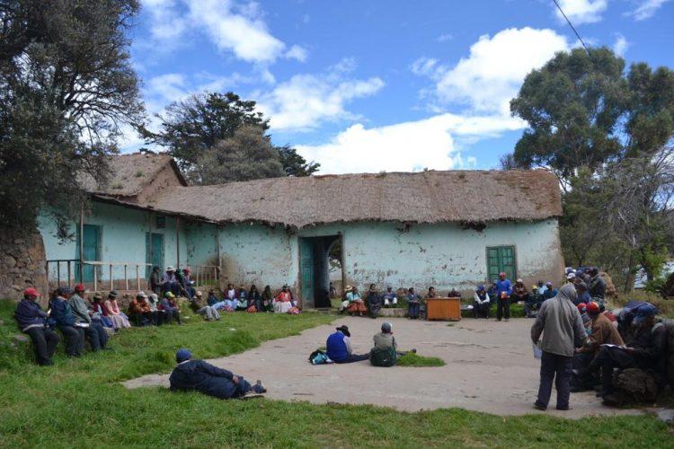 Tribunal Constitucional da la espalda a la consulta previa de concesiones mineras en Puno