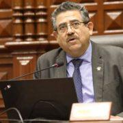 Manuel Merino buscó el respaldo de FF.AA para vacancia presidencial, según IDL – Reporteros