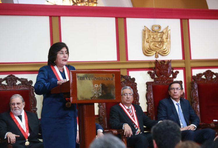 Tribunal Constitucional expide sentencia que desnaturaliza la justicia comunal