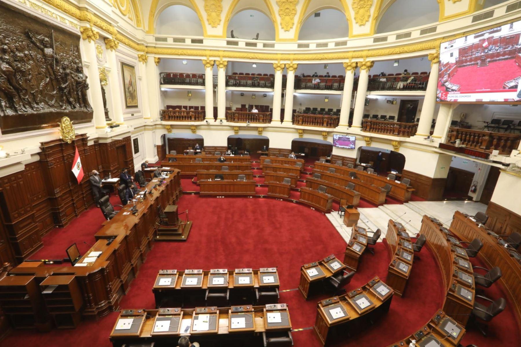 Congreso no logra consenso para aprobar Acuerdo de Escazú