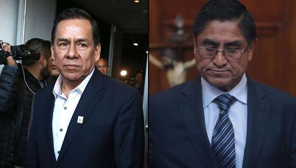 Difunden audio entre José Vega, congresista de UPP, y César Hinostroza