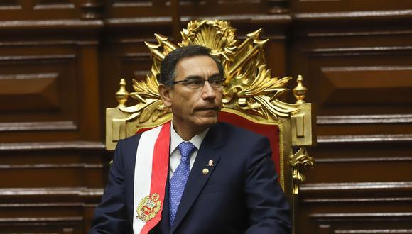 Martín Vizcarra es percibido como la persona con más poder en Perú