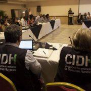Organizaciones de derechos humanos presentan solicitud de medidas cautelares a la CIDH