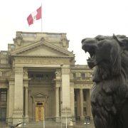 Pedido de información y transparencia ante próximas elecciones en Poder Judicial y Corte Superior de Justicia de Lima