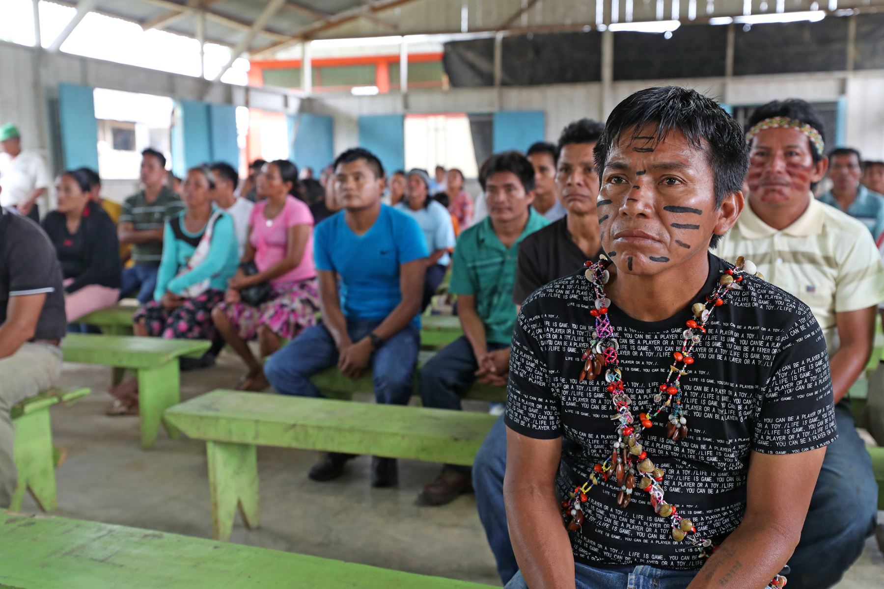 Organizaciones indígenas de Ucayali solicitan consulta previa del nuevo Reglamento de Gestión Ambiental
