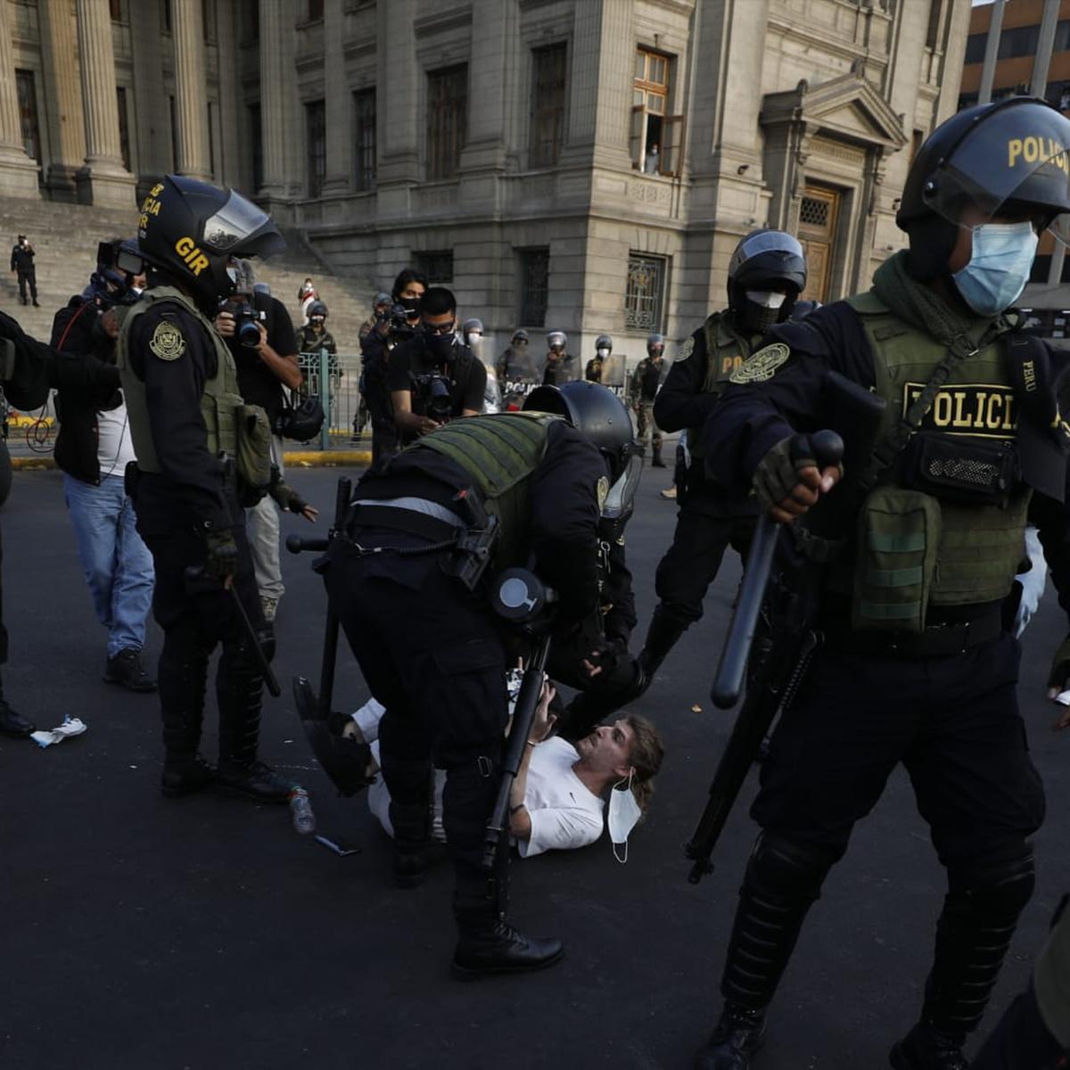 Policía debe de respetar manual de derechos humanos