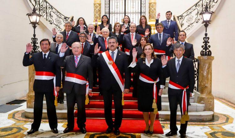 Pronunciamiento: Exigimos la renuncia de Manuel Merino y todo su gabinete