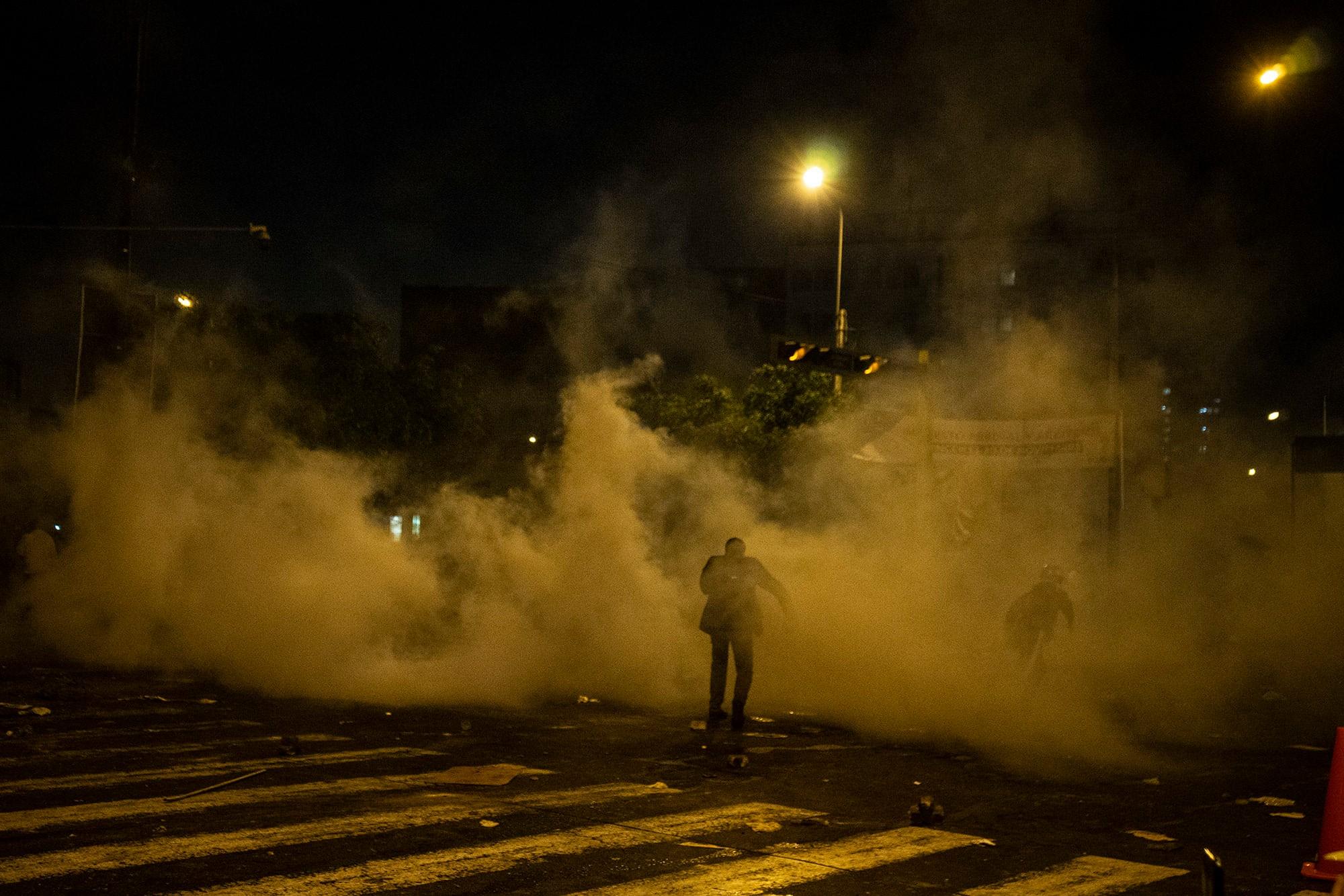 La segunda ola de la COVID-19, ¿cortesía de la Policía Nacional del Perú?