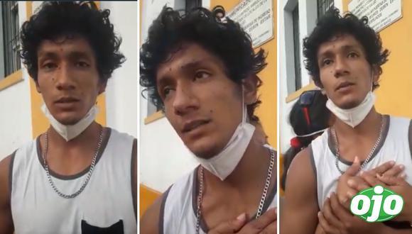 Manifestante denuncia haber sido secuestrado tres días por la Policía de Perú