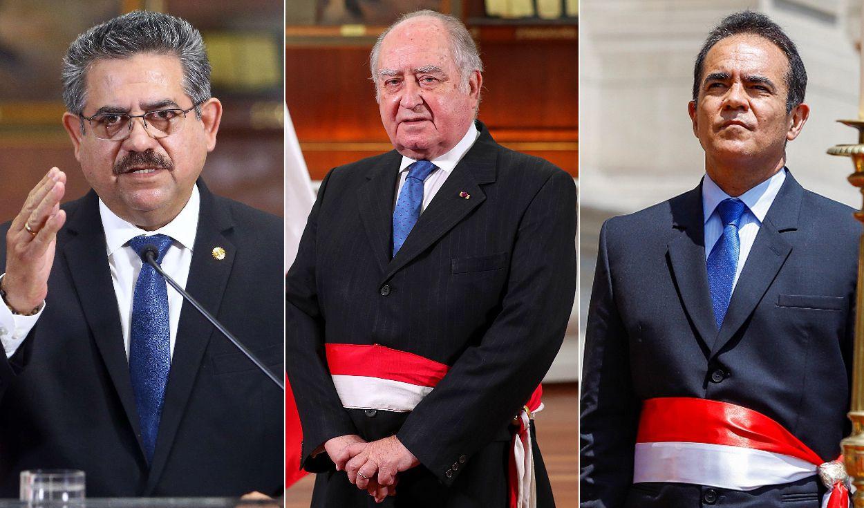 Merino, Flores Aráoz y Rodríguez podrían recibir hasta 35 años de cárcel