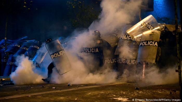 Perú: Luis Fernando Araujo de nuncia secuestro y torturas de la Policía Nacional