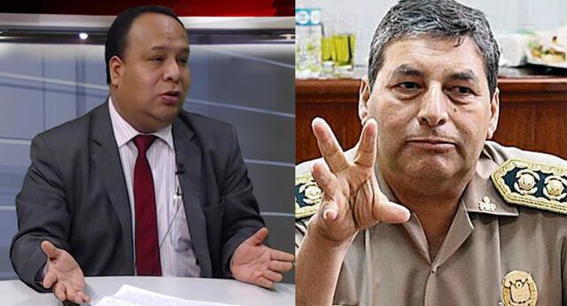 El nuevo comandante general de la Policía fue informado de las torturas de Gerson Falla