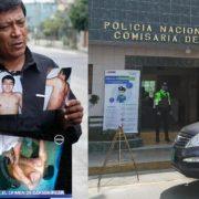 Fiscal pide 25 años de prisión para ex comisario de San Borja por muerte de Gerson Falla
