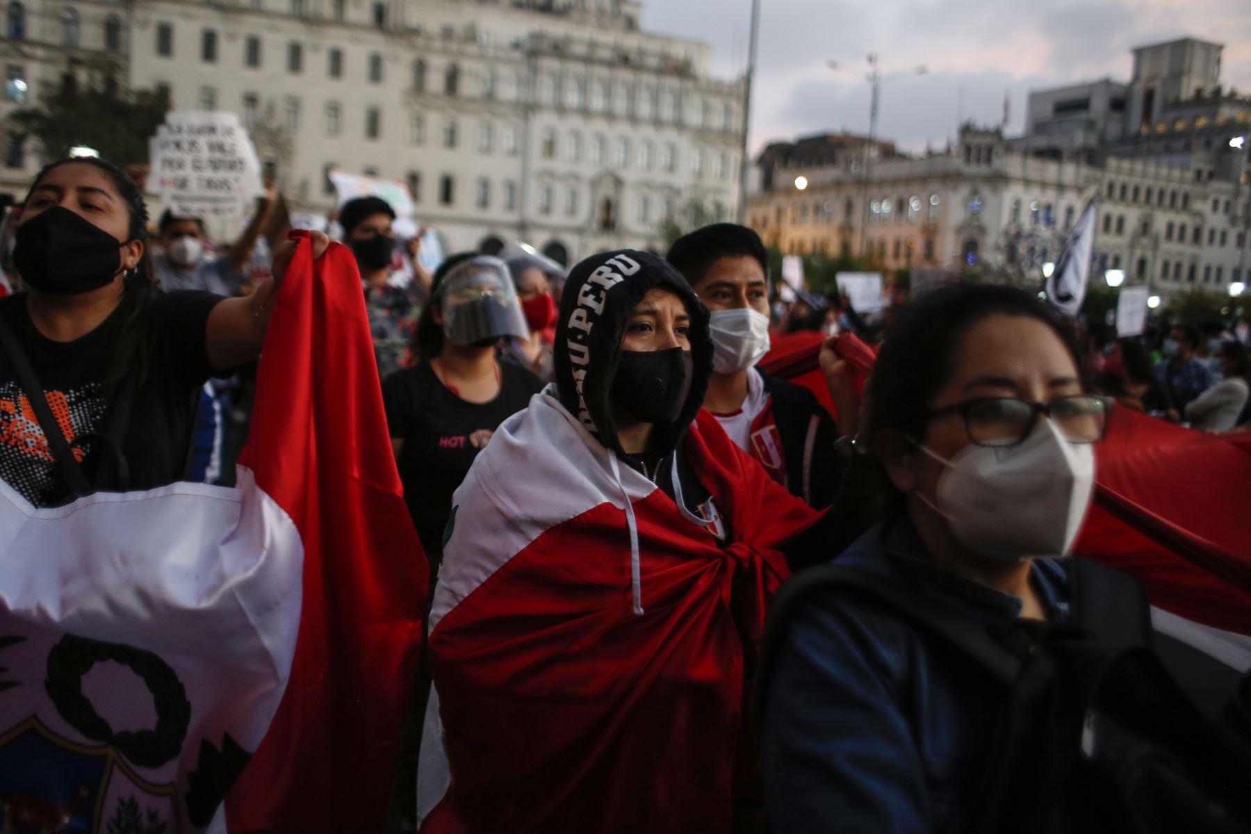 La protesta como derecho ciudadano y la represión como silencio