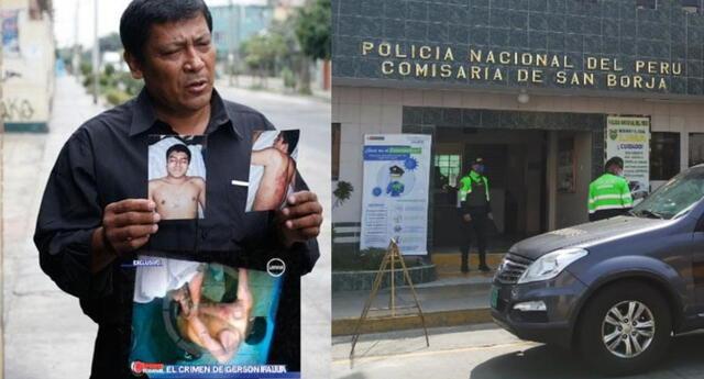 Condenan a 9 y 4 años de cárcel contra los policías que causaron la muerte de Gerson Falla