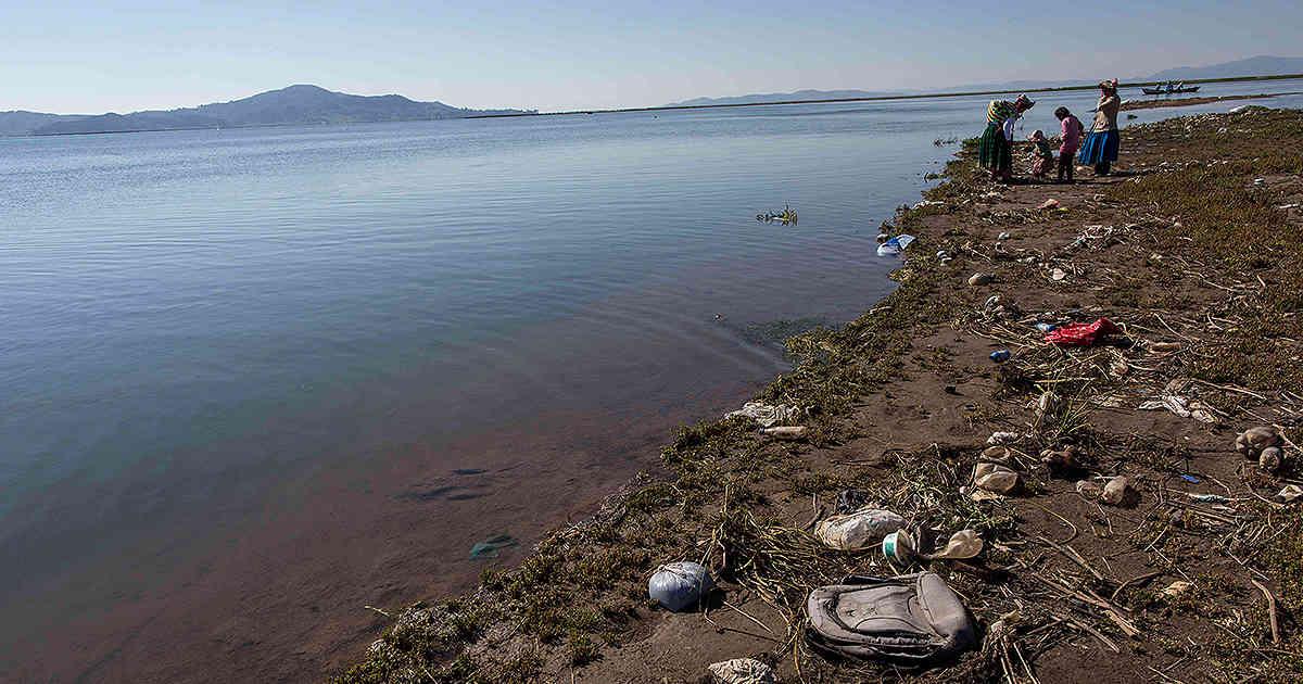 Litigio constitucional en defensa de los ríos y de las fuentes de agua en el Perú
