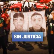 Heridos y deudos de la represión policial del 14N tocan las puertss de la CIDH