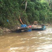 La minería ilegal intensifica sus amenazas contra líderes awajún de El Cenepa