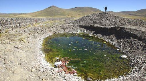 ¿Tiene el Gobierno la obligación jurídica de identificar la fuente de  contaminación con metales toxicos en la provincia de Espinar?