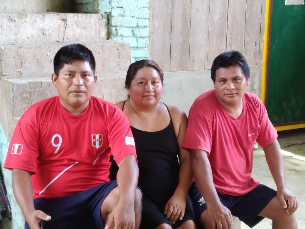 Dirigentes awajún del Cenepa amenazados por mineros ilegales piden garantías personales