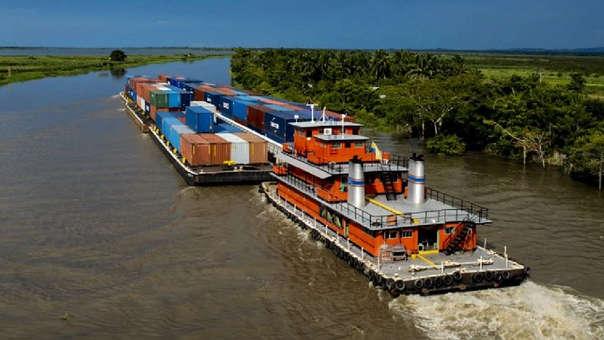 Organizaciones explicarán por qué piden cancelación del proyecto Hidrovía Amazónica