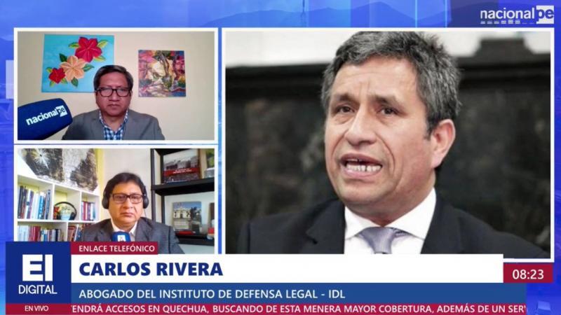 Destitución de Pedro Chavarry debería restablecer la confianza en el sistema de justicia