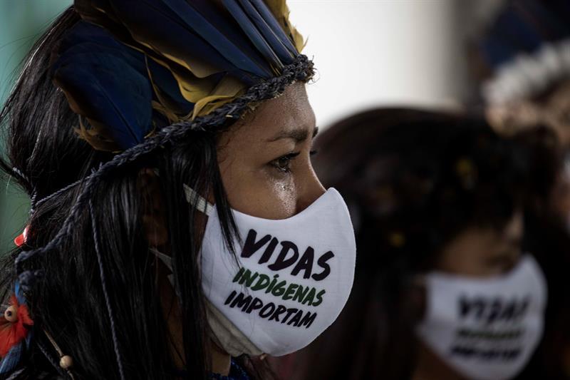 Piden a CIDH que exija a Perú la creación de reservas indígenas en aislamiento