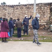 Ronderos del sur andino: muy lejos del MINSA