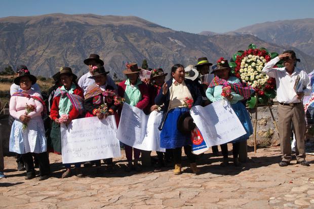 Casos no resueltos: Los 17 desaparecidos en la Base Militar de Huallas