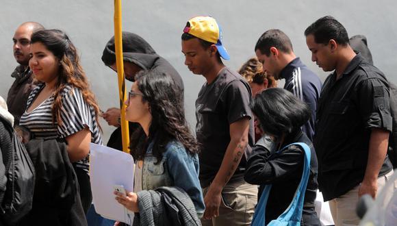 IDL y Veneactiva Perú piden a la Fiscalía investigar actos xenófobos contra ciudadanos venezolanos