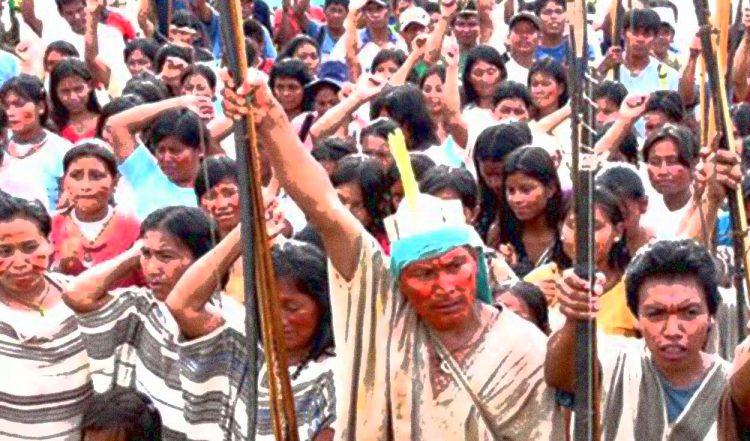 Organizaciones indígenas solicitan al Congreso convocatoria a  pleno de pueblos y ambiente