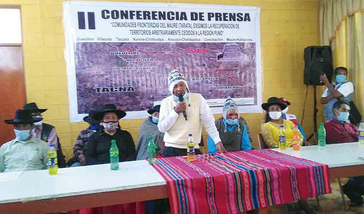 Tacna: TC resolverá si hay consulta previa para proyecto Vilavilani