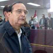 Piden excluir a Montesinos de juicio por secuestros durante autogolpe