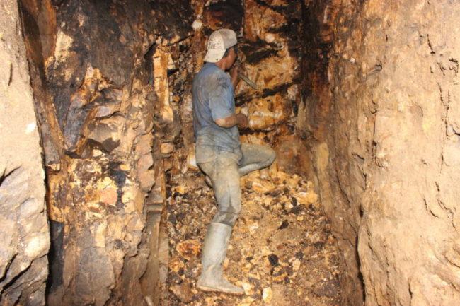 Expansión descontrolada de la minería ilegal en El Cenepa por falta de presupuesto estatal