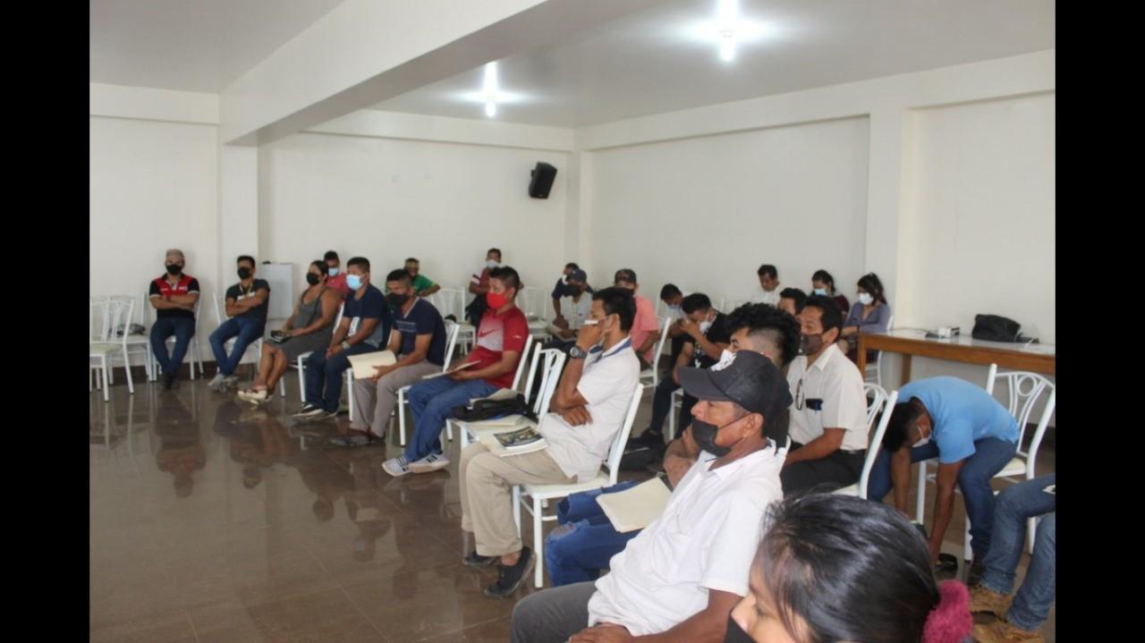 Defensores de los derechos de los pueblos indígenas se reúnen para compartir experiencias de lucha frente a actividades ilegales