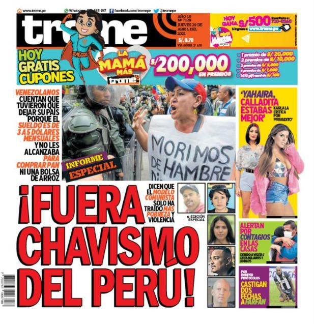 Venezolanos buenos, venezolanos malos: ¿cómo se utiliza políticamente a la migración en campaña electoral?
