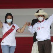 Mucho ruido y pocas nueces. Las propuestas en seguridad del primer debate entre Fujimori y Castillo