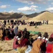 Organizaciones rurales: No a la militarización del territorio de los pueblos indígenas