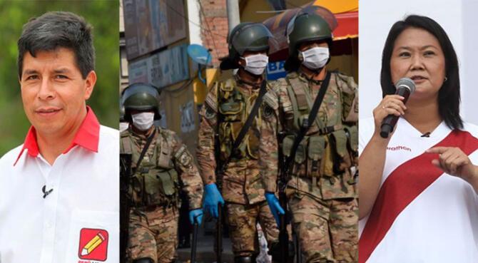 Firmas de militares en retiro fallecidos figurarían en carta presentada a Fuerzas Armadas
